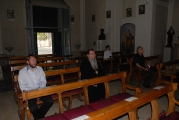 Посещение храме Санта-Мария-ин-Пальмис или Domine quo vadis