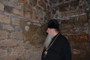 Посещение собора святого Павла и катокомб святого Каллисты